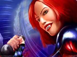обои Bloodrayne 2 the game фото