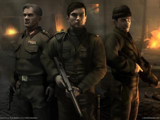 обои Commandos strike force the game фото