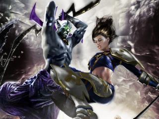 обои Dragonshard game фото