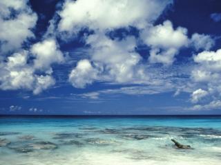 обои Небо в облоках фото
