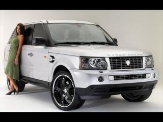 обои Strut Land Rover Range Sport As фото