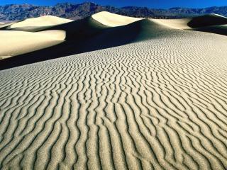 обои Белые пески пустыни фото