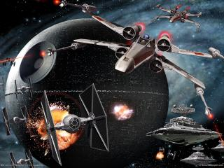 обои Star wars empire at war the game фото
