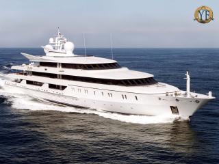 обои Яхта Oceanco Al Mirqab фото