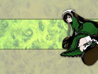 обои Дева роза фото