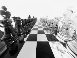 обои Huge Chess фото