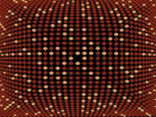обои Prime ulam spiral фото