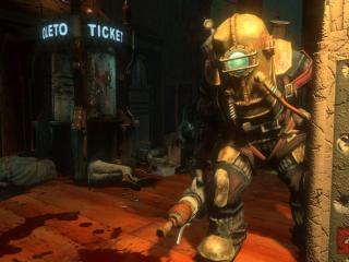 обои Bioshock Xbox360 Pc фото