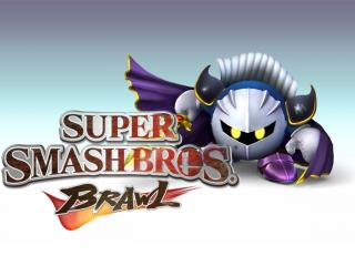 обои Brawl Meta Knight Game фото
