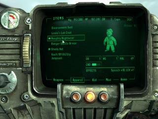 обои Fallout3 Pipboy3000 фото
