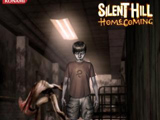 обои Silent Hill Homecoming фото