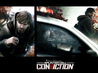 обои Splinter Cell Conviction фото