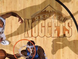 обои Denver Nuggets NBA фото