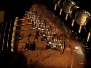 обои Guitar Head фото