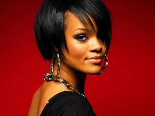 обои Rihanna Good Girl Gone Bad фото