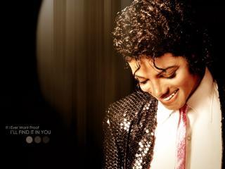 обои Young Michael Jackson фото
