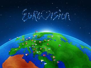 обои Страны-участницы Евровидения фото