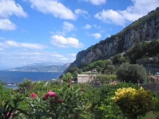 обои Остров Капри фото