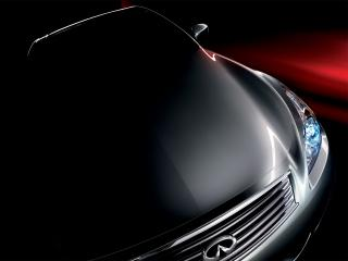 обои Infiniti G37 Coupe Headlight фото