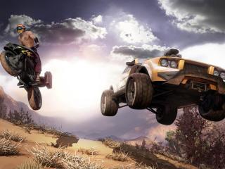 обои Fuel игра фото