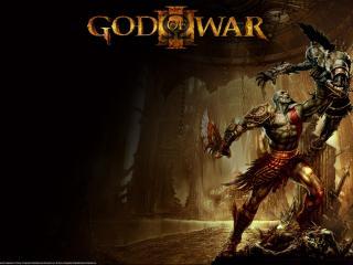 обои God of War 3 фото