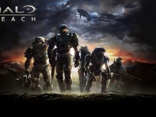 обои Halo Reach фото