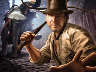 обои Indiana Jones and Staff of Kings фото