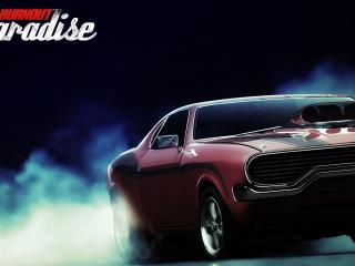 обои PS3 Burnout Paradise фото