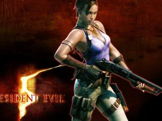 обои Resident Evil 5 фото