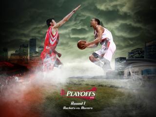 обои NBA Playoffs фото