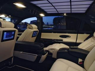 обои Maybach 62s interior фото