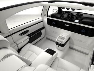 обои Maybach 62s landaulet limo фото