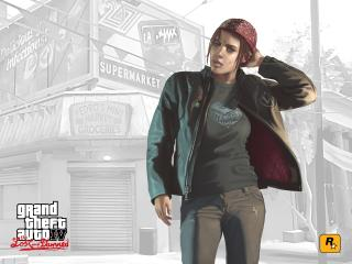 обои Grand Theft Auto 4: The Lost and Damned фото