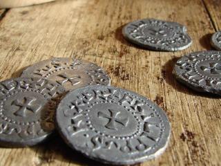 обои Старые монеты фото