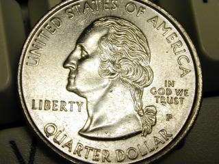 обои Американская монета фото