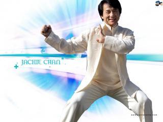 обои Джекки Чан фото