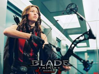 обои Blade девушка фото