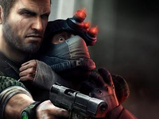 обои Games Splinter Cell Conviction фото