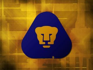 обои Pumas Unam Логотип фото