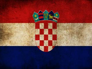 обои Hrvatska Flag фото