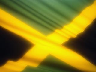 обои Jamaica flag фото