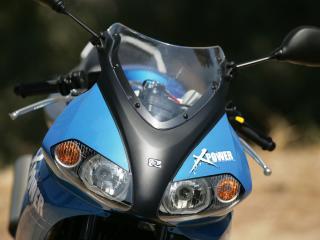 обои MBK X-Power 2007 фото