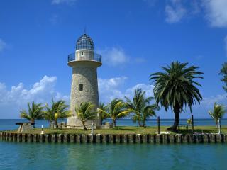 обои Boca Chita Key Harbor,   Biscayne National Park,   Florida фото