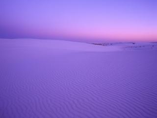 обои Белые пески в Нью- Мексико фото
