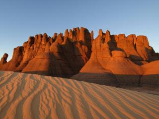 обои Sahara Desert,   Algeria фото