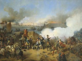 обои Штурм крепости Нотебург фото