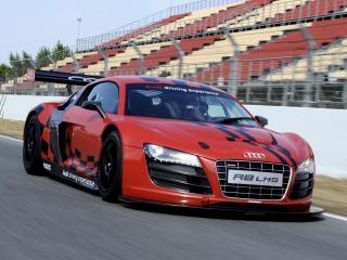 обои Audi RB LMS фото
