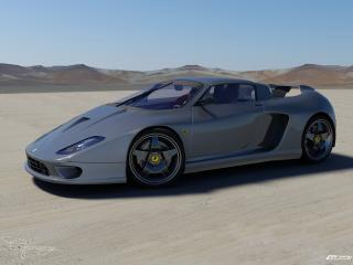 обои Ferrari Mythos фото