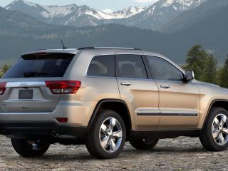 обои Jeep Grand Cherokee Limited фото