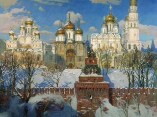 обои Сердце России фото